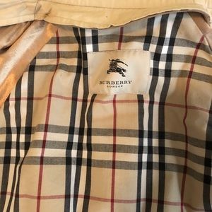 Burberry Jackets & Coats - Trench Coat — BURBERRY